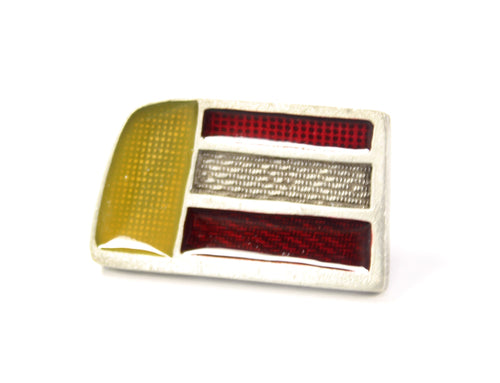 Pin - BMW 2002 Square Taillight (Pewter)