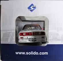 Load image into Gallery viewer, Solido 1:18 1989 DTM Champion BMW E30 M3
