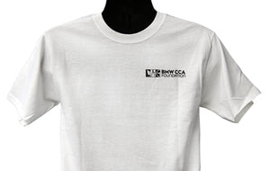 "BMW X5 USA T-Shirt ""Built in America, Driving the World"""