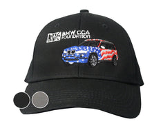 Load image into Gallery viewer, Chino Cap w/Stars & Stripes X5