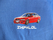 Load image into Gallery viewer, BMW E46 ZHP 330i Long Sleeve Ladies T-shirt