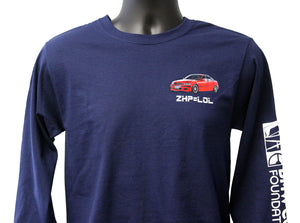 BMW E46 ZHP 330i Long Sleeve Men's T-shirt