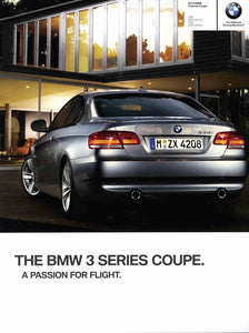 Brochure - 2010 BMW 3 Series Coupe 328i 328i xDrive 335i 335i xDrive - E92