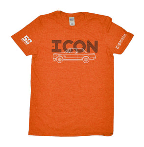 ICON - Turbo T-shirt