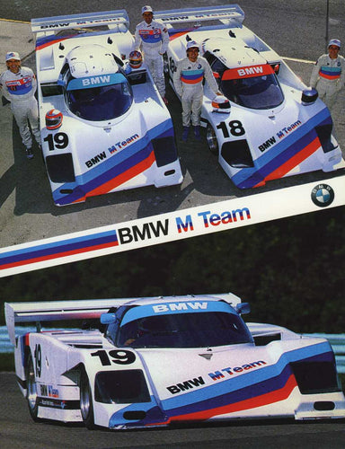 Signature Card - BMW M Team GTP & E36 M3 GT3