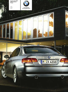 Brochure - The all-new 2007 BMW 3 Series Coupe 328i 328xi 335i - E92 Brochure (2nd version)