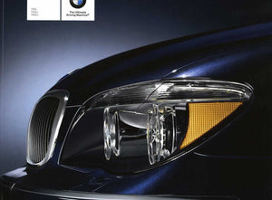 2008 BMW 7 Series Sedan 750i 750Li 760Li - E65 / E66 Brochure (2nd version) - S 8.3