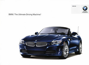 Brochure - BMW 2009 - Full Line Brochure (2nd version)