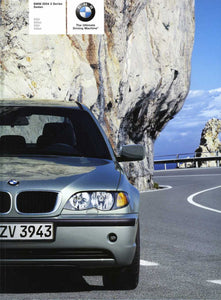 Brochure - BMW 2004 3 Series Sedan 325i 325xi 330i 330xi - E46