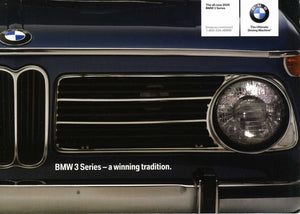 Brochure - The all-new 2006 BMW 3 Series - E90 Brochure