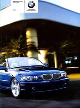 Load image into Gallery viewer, BMW 2004 3 Series Convertible 325Ci 330Ci - E46 Brochure (2nd version) - S 7.3