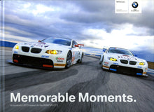 Load image into Gallery viewer, Autographed Poster - Memorable Moments. A successful 2010 season for the BMW M3 GT2