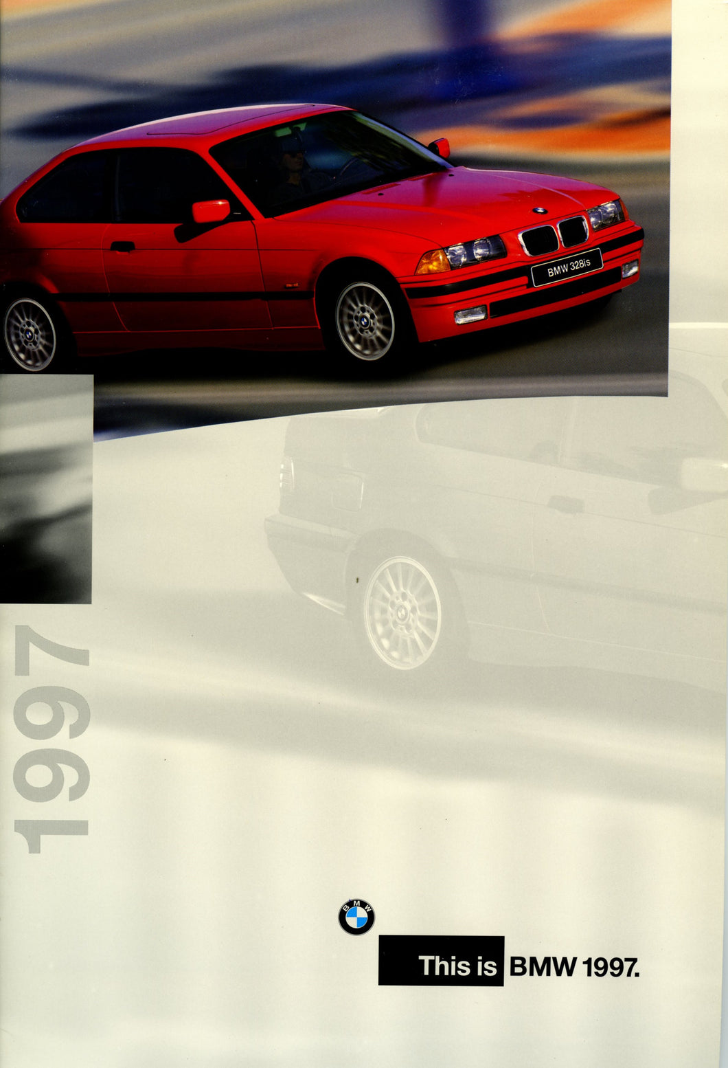 Brochure - This is BMW 1997 - Full Model Line Brochure