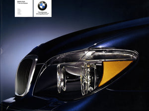 Brochure - BMW 2006 7 Series Sedan 750i 750Li 760i 760Li - E65 / E66 Brochure (2nd version) - S 8.3