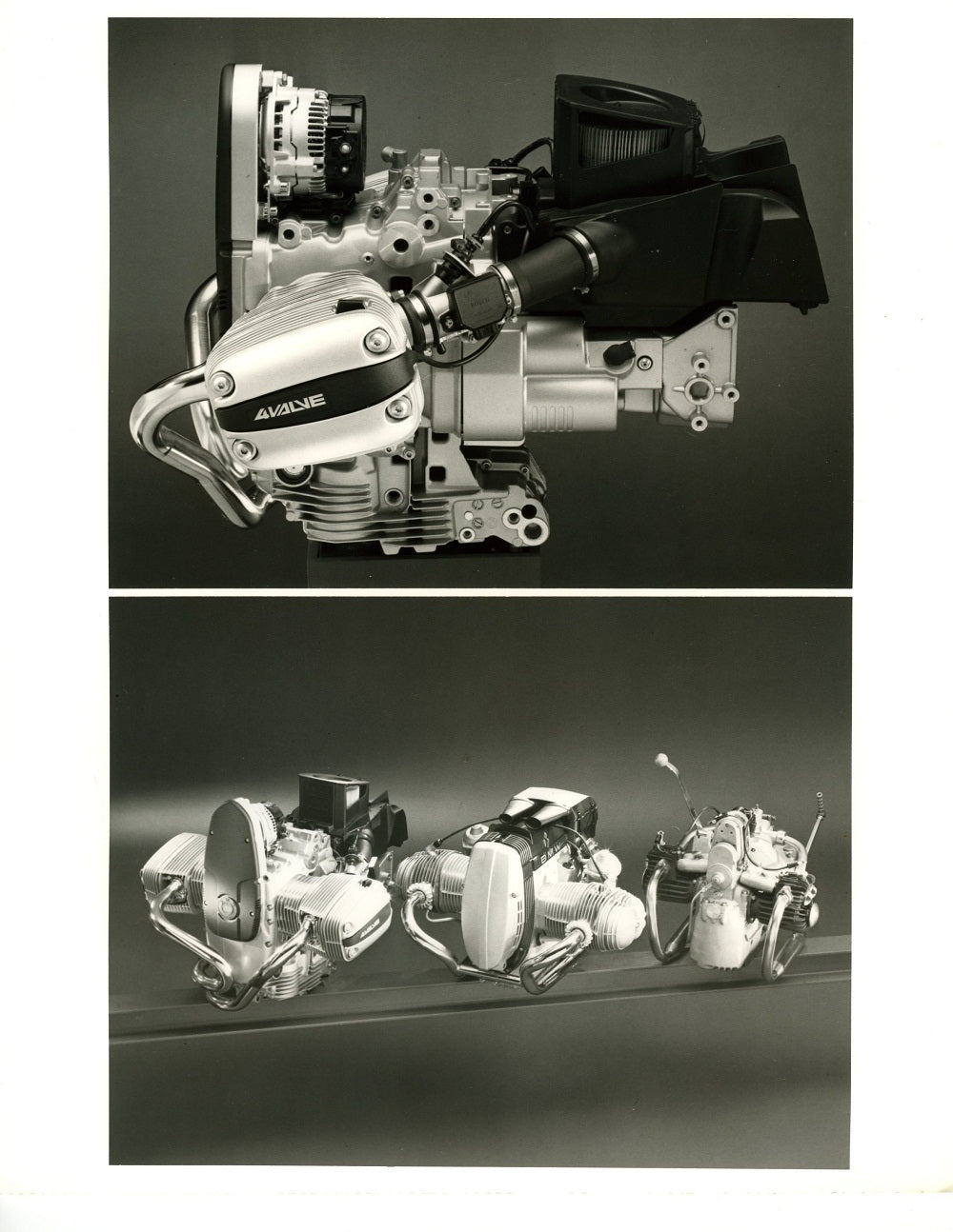Press Photo - BMW Boxer Engine Press Photo (1st version)