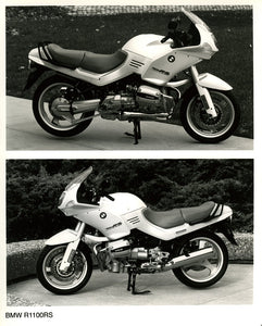 Press Photo - BMW R1100RS Motorcycle Press Photo (3rd version)