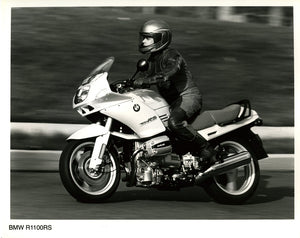 Press Photo - BMW R1100RS Motorcycle Press Photo (2nd version)