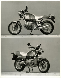 Press Photo- BMW Boxer Motorcycle Press Photo (2nd version)