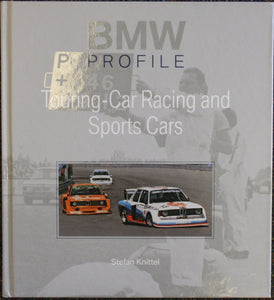 Book - BMW Profiles -  Touring-Car Racing and Sports Cars