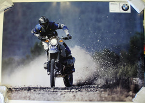 Poster - BMW Motorcycle High Performance HP2 Enduro Poster (1st)