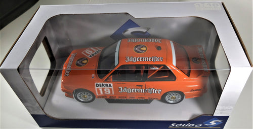 Solido 1:18 Jagermeister E30 M3