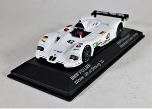 Paul's Model Art 1:43 V12 LMR Winner 12h of Sebring '99