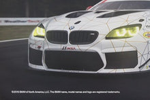 Load image into Gallery viewer, Poster - BMW Motorsport M - F13 M6 GTLM