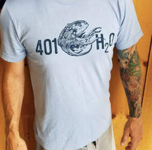 Men's T-Shirt Common Octopus