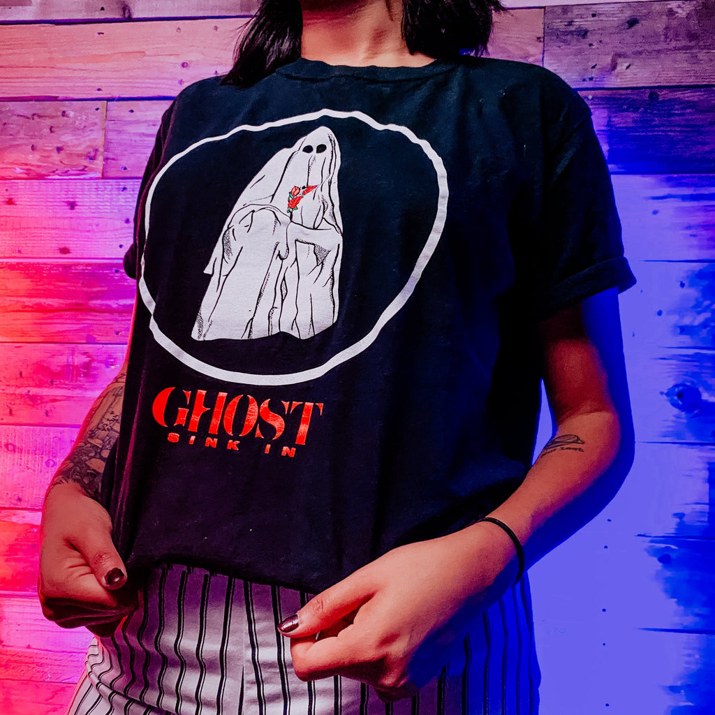 Sink In - Ghost T-Shirt