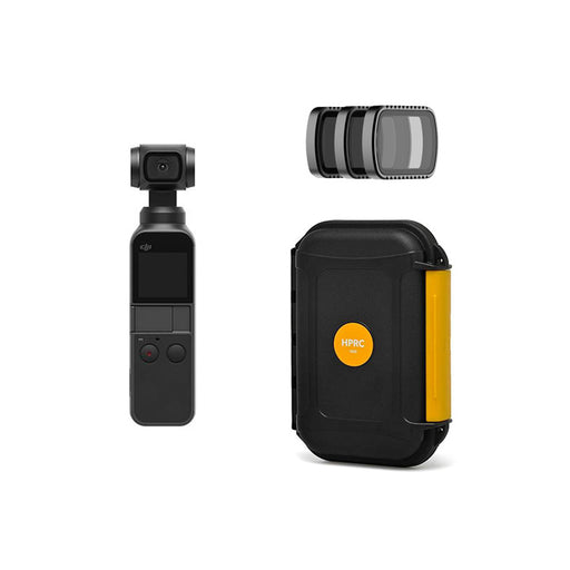 DJI Osmo Pocket - inkl. HPRC Case / 3-Pack filtre
