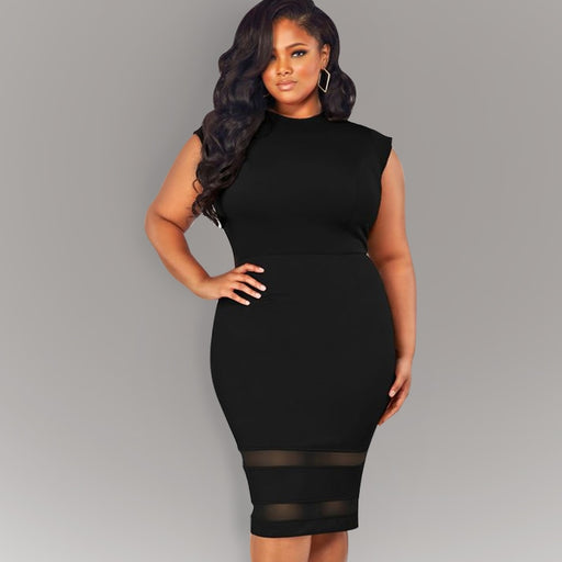 eee45602c5763 Plus Size Dress — Mthingz