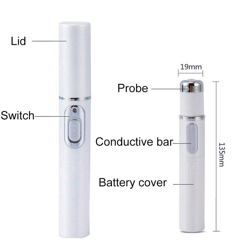 LIGHT PEN FOR ACNE AND DARK SPOT REMOVAL