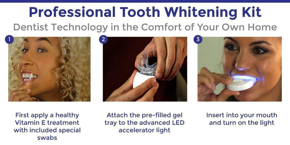 DENTAL WHITENING KIT