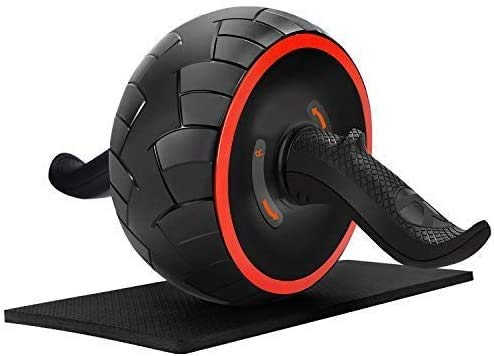 Relanco Ab Roller Wheel for Abs Workout, ab Wheel Roller for core Workout, ab Workout Equipment for Home Gym, Heavy Duty ab Roller for abs Workout - ab Roller Wheel for Abdominal Exercise