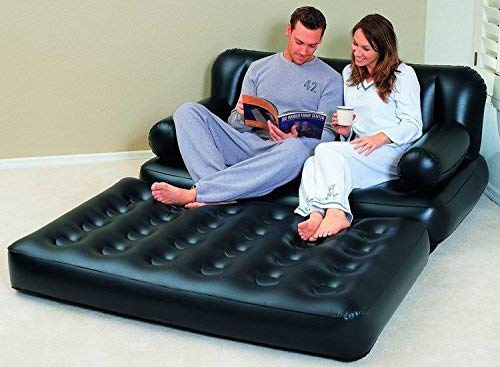 5 IN 1 AIR BED CUM SOFA