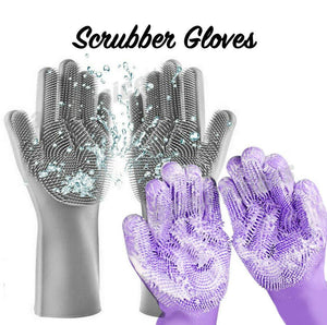 Magic Multipurpose Silicon Gloves