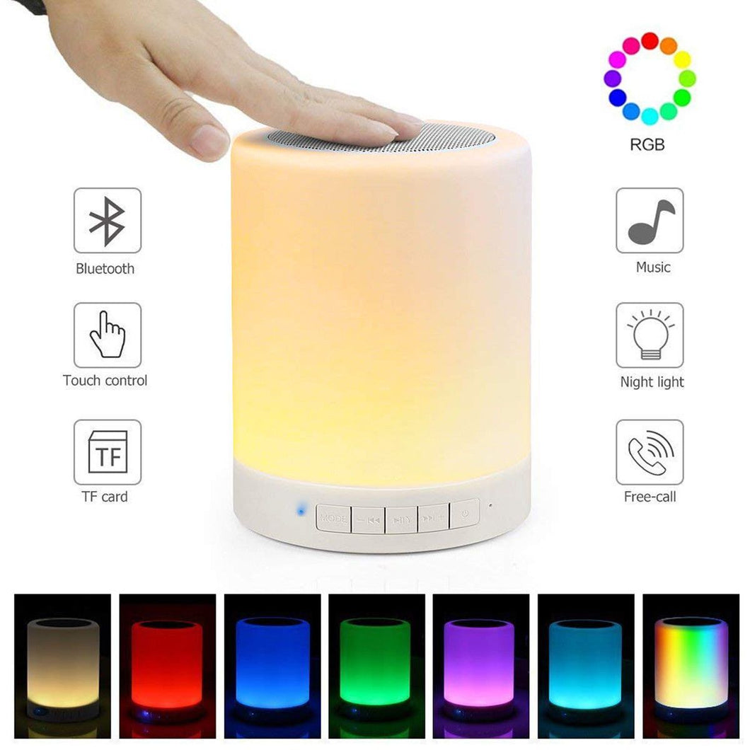 BLUETOOTH SPEAKER LAMP