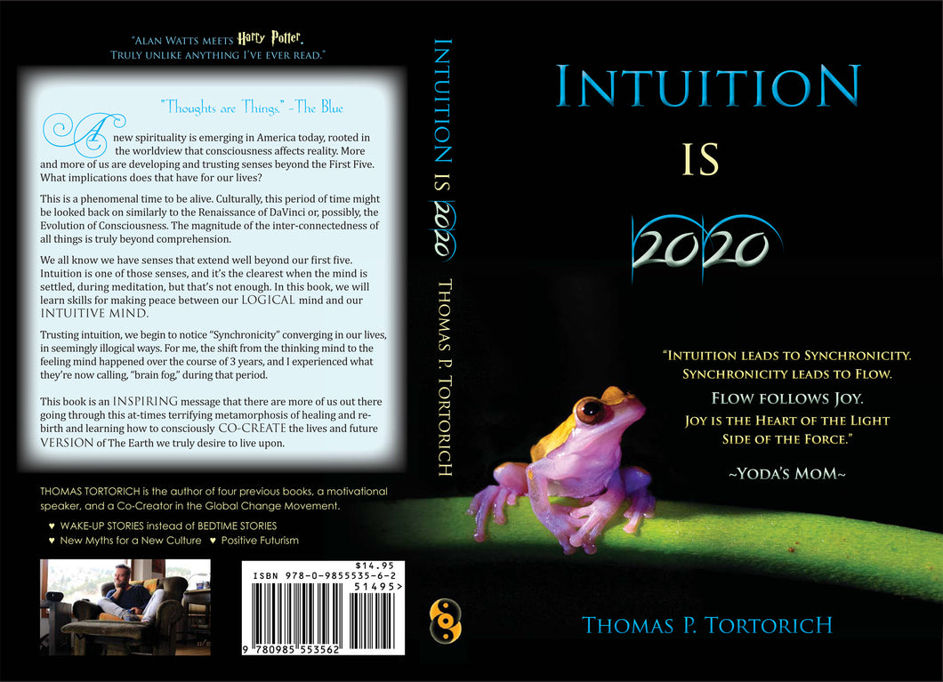 Intuition is 20/20 : Pre-order