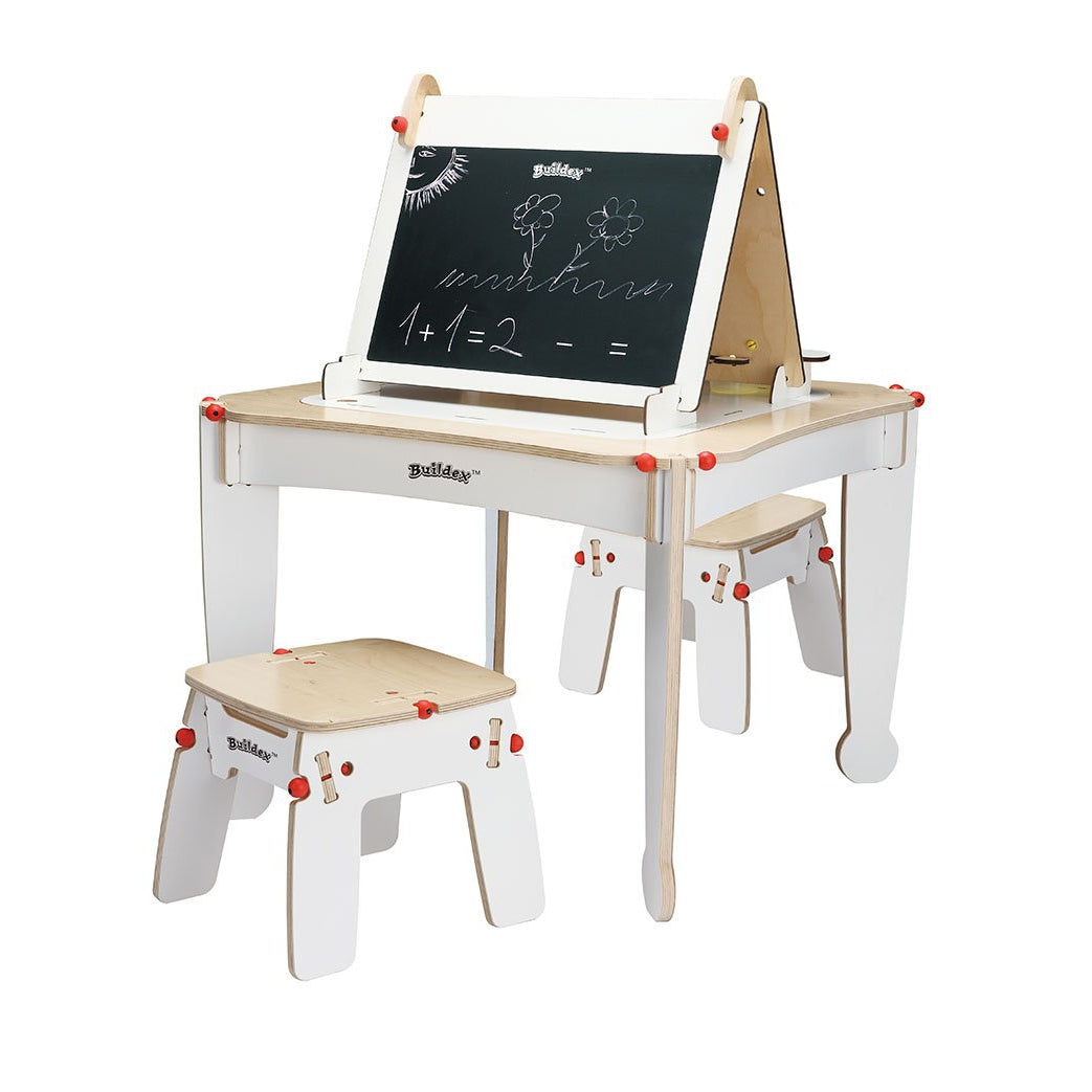 Buildex™ Build N Play Arts and Activity Table with Easel