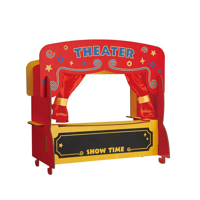 Buildex™ Build N Play Puppet Theater Activity Insert