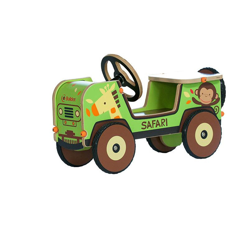 Buildex™ Build N Play Safari Adventure Jungle Truck