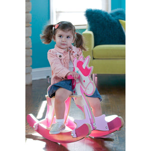 Buildex™ Build N Play Princess Unicorn Rocker