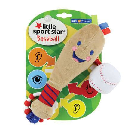 Little Sport Star® On-the-Go-Clip Soft Baseball with Ball