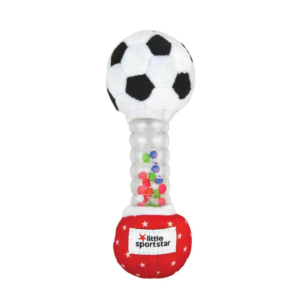 Little Sport Star® Soccer Rainstick Rattle from Kids Preferred 81787220089 22008