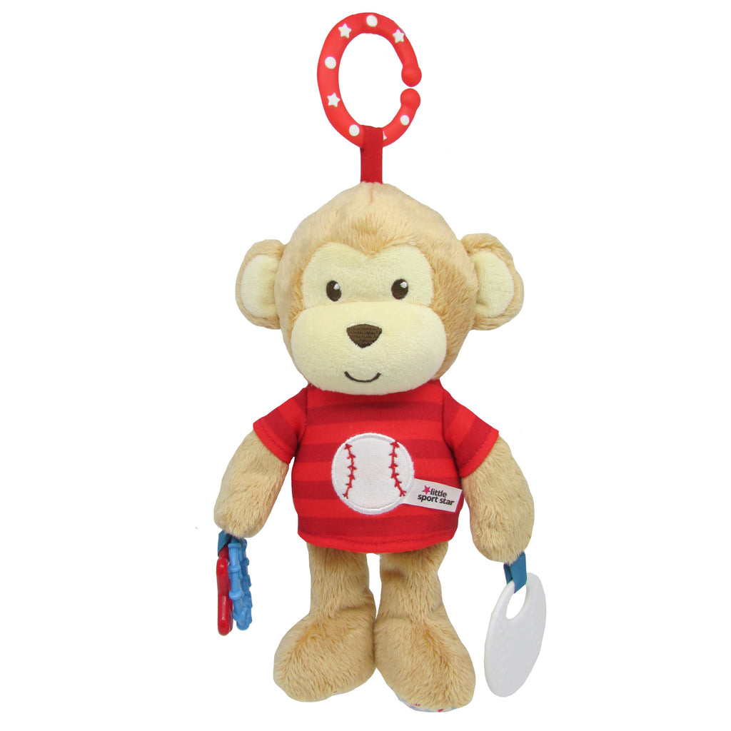 Little Sport Star® Developmental Baseball Monkey