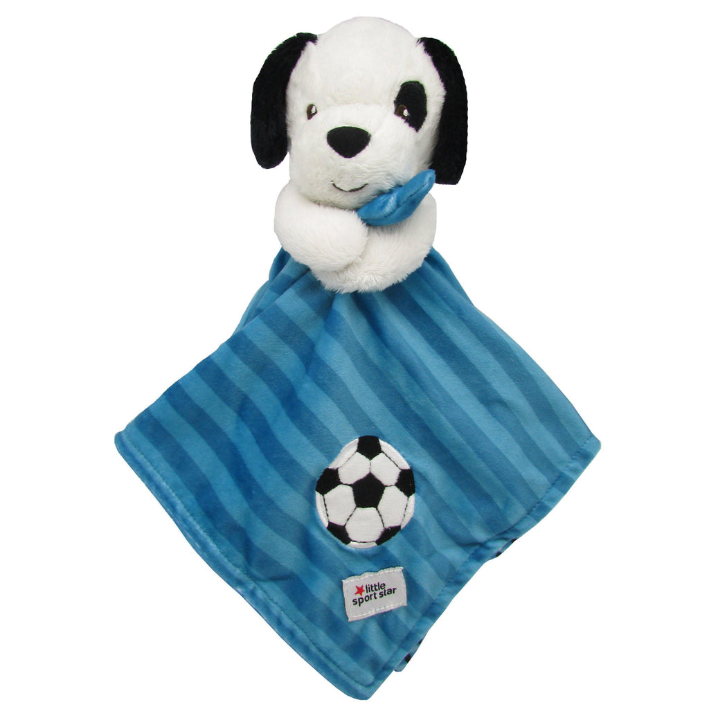 Little Sport Star® Blanky Soccer Puppy