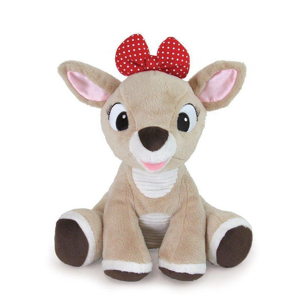Rudolph the Red-Nosed Reindeer® Clarice Stuffed Toy