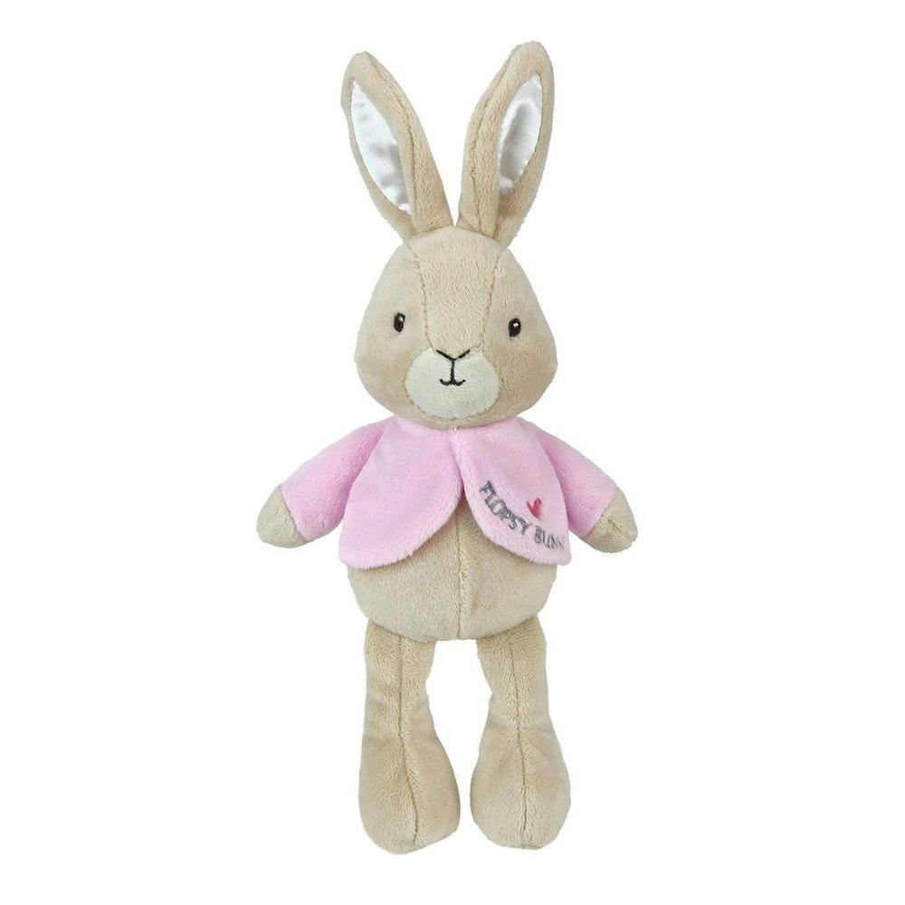 Peter Rabbit™ 9-Inch Flopsy Rabbit Beanbag Stuffed Bunny- from Kids Preferred - SKU 24113