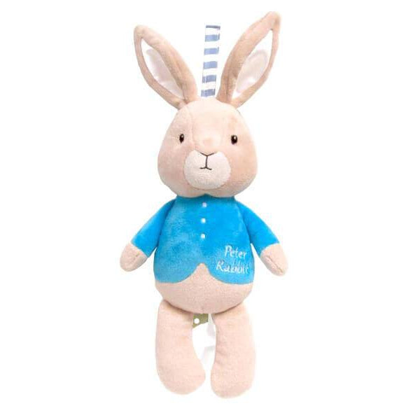Peter Rabbit™: Musical Stuffed Bunny