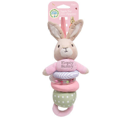 Peter Rabbit™: Flopsy Bunny On-The-Go Activity Toy